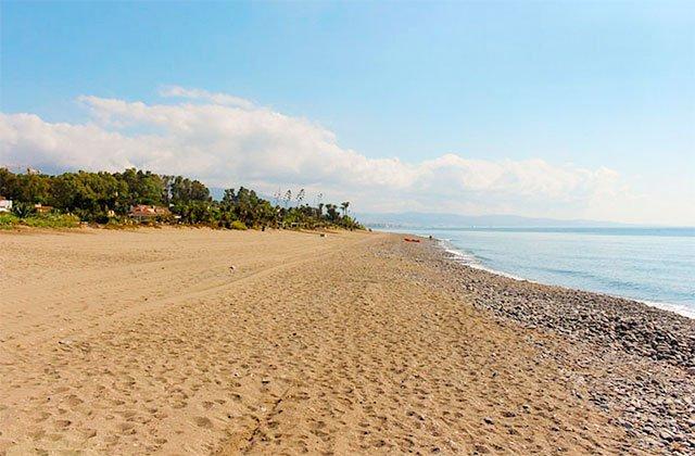 Playas de Guadalmina Marbella