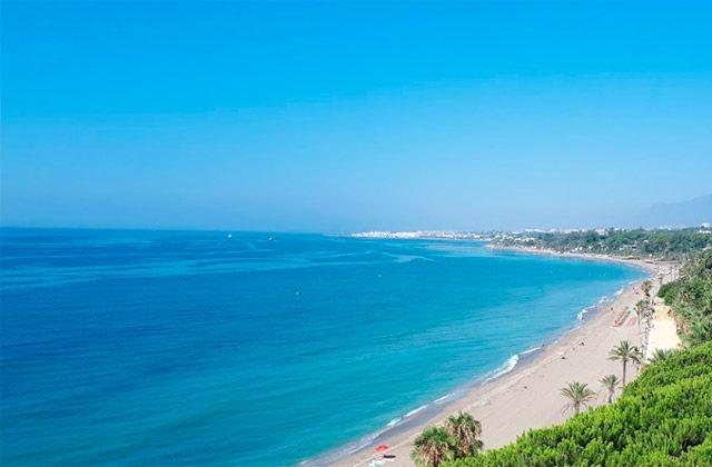 Playa de Nagüeles Marbella