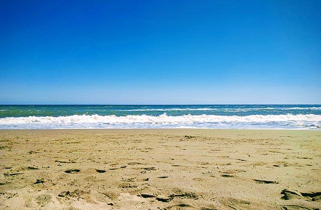 Playa del Alicate, Marbella