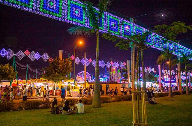 Feria de Málaga - Atracciones