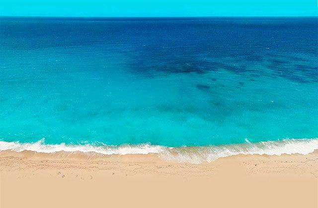 La playa de la Charca