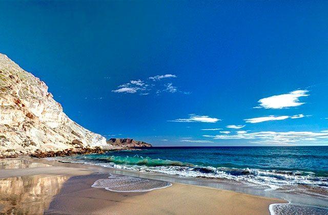 Playa del plomo
