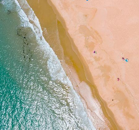 Playa El Palmar, Cadiz