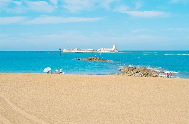 La Playa de Sancti Petri