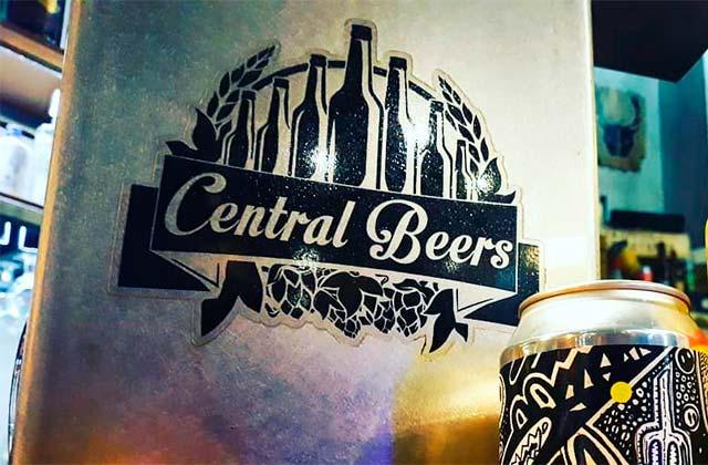 Central Beers Málaga
