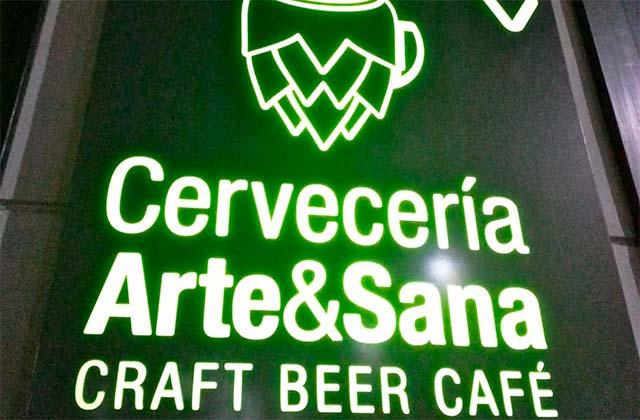 Cervecería Arte&Sana Málaga