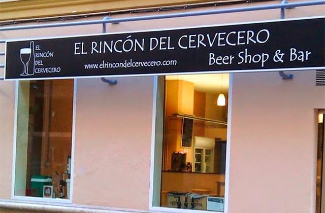 El rincón del cervecero Málaga