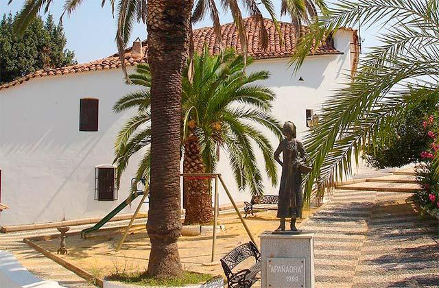 Los Marines, Huelva
