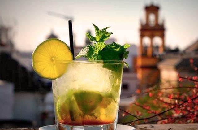 Rooftop bars de Andalucia - Azahar Bar & Copas