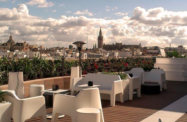 Rooftop bars of Andalucia - Gourmet Experience de El Corte Inglés