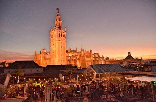 The Best Rooftop Bars Of Andalucia An Outstanding Experience