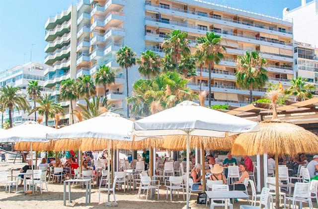 Marbal-la (Chiringuito Pepes) Marbella
