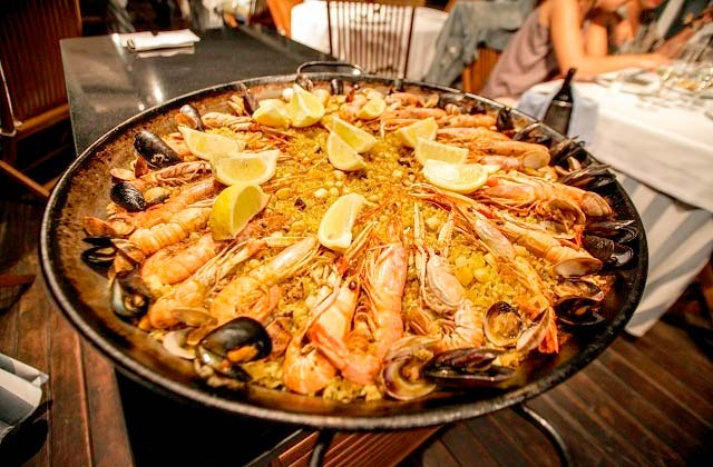 Restaurante Perla Blanca Marbella
