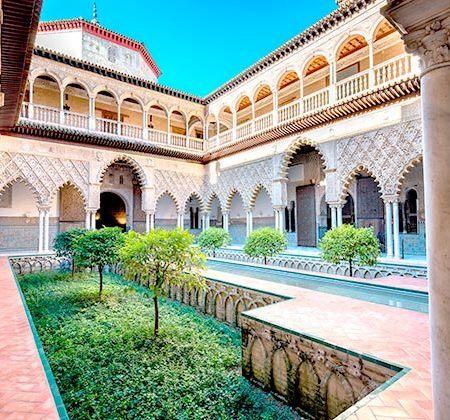 Alcázar - Sevilla