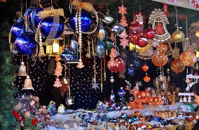 los mejores mercadillos navideños de la provincia de Málaga - MERCADO NAVIDEÑO FUENGIROLA