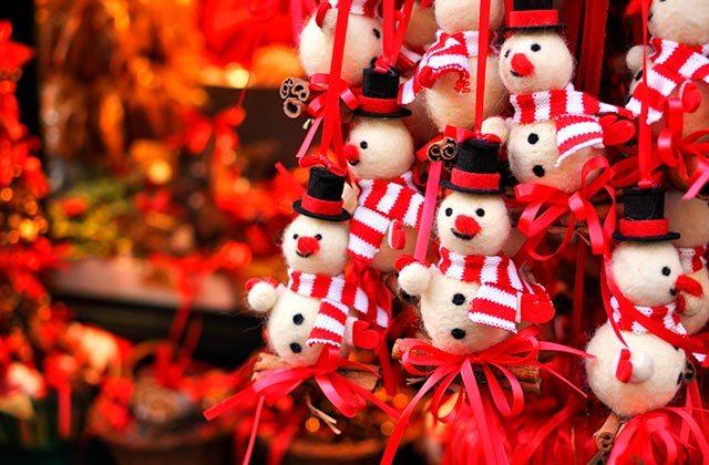 Mercadillo de navidad en Puerto Banús – Marbella