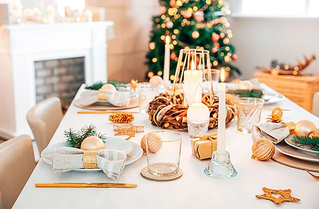 Plato tipico de Navidad en Andalucia