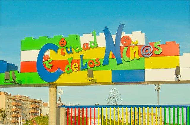 Activités pour la famille sur la Costa de la Luz - iudad de los niños de Jerez