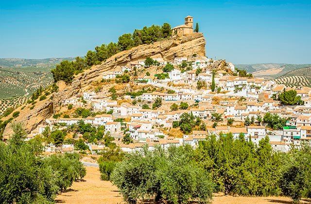 Los pueblos más bonitos de Andalucia - Montefrío- Granada