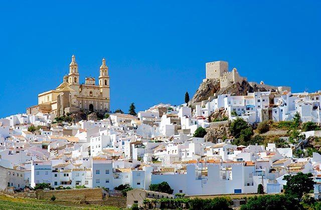 villages in Andalucia - Olvera - Cádiz