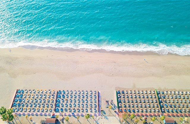playas de la Costa del Sol