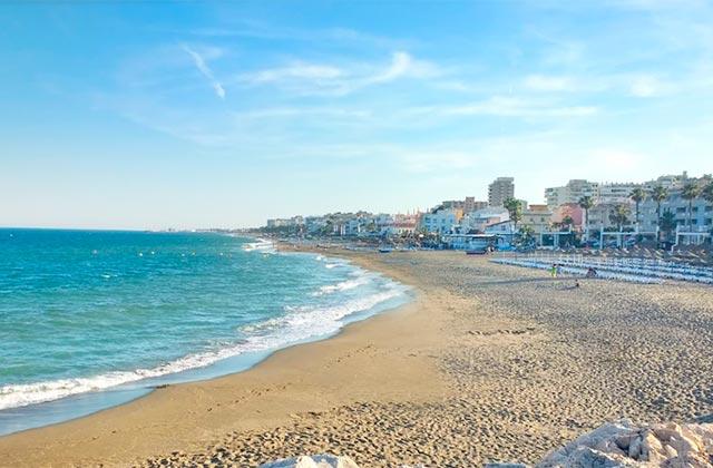 Playa de la Carihuela, Torremolinos