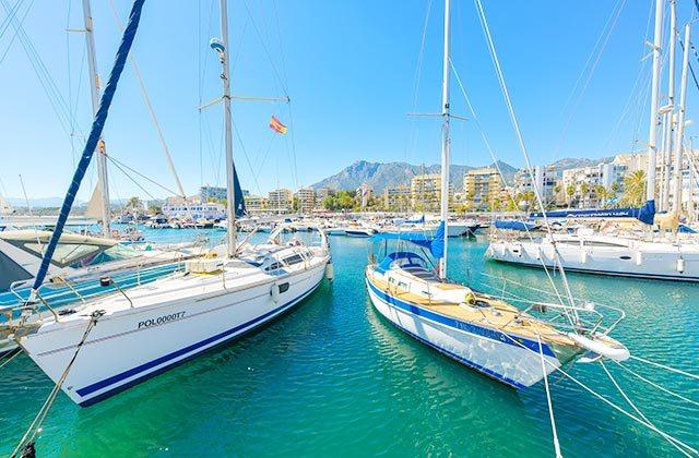Puerto de Marbella