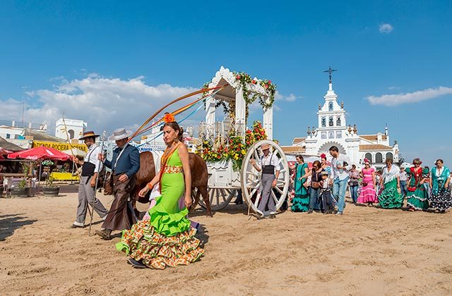 El Rocio, Huelva - Crédito editorial: Sergio Sergo / Shutterstock.com