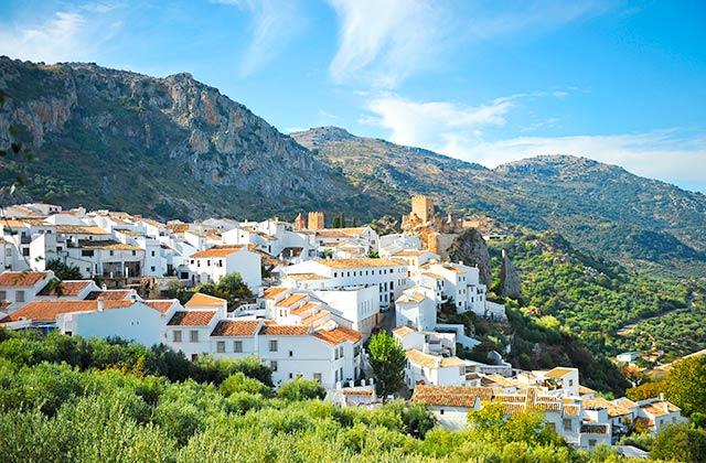 villages in Andalucia - Zuheros - Córdoba
