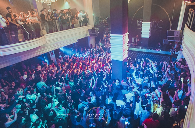Vida nocturna en Estepona - Mosaïc Music Club
