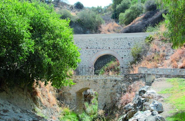 Imperio Romano en Andalucia - Acueducto de Cártama (Málaga)