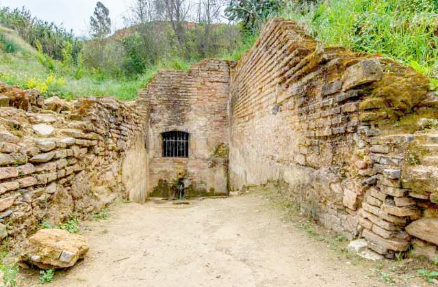 Imperio Romano en Andalucia - Acueducto Romano (Huelva)