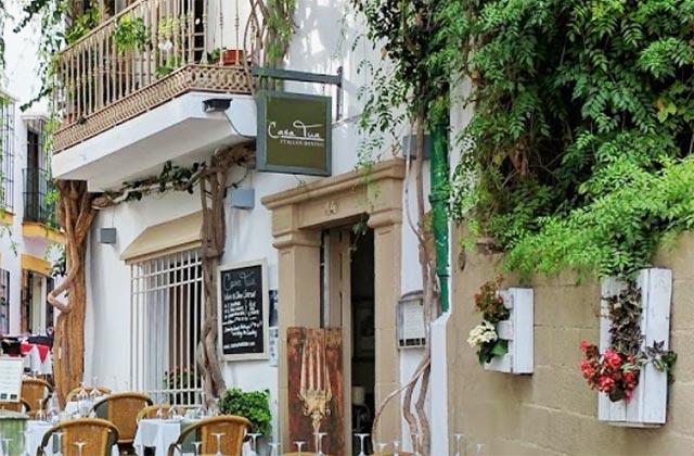 Casa tua, Marbella