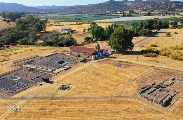 El Enclave Arqueológico de Arucci Turobriga en Aroche (Huelva)