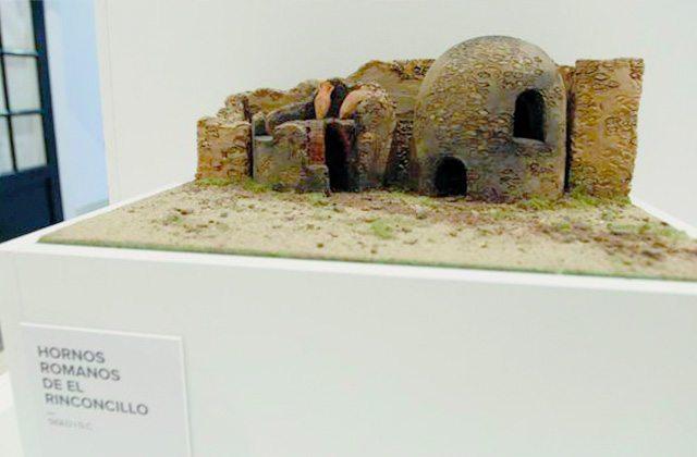 Empire Romain en Andalousie - Hornos romanos de El rinconcillo (Cádiz)