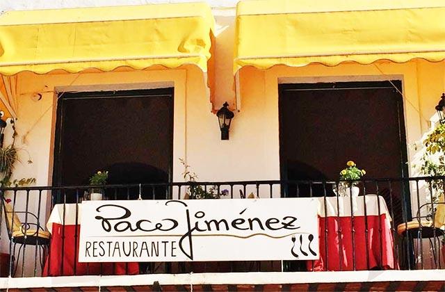 Paco Jimenez, Marbella