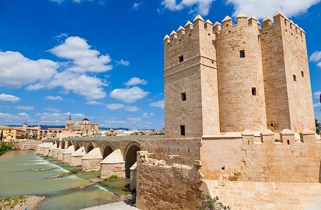 Andalusiens Römischen Reiches - puente Romano Cordoba