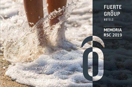 Fuerte Group Hotels Memoria de Responsabilidad Social Corporativa 2019