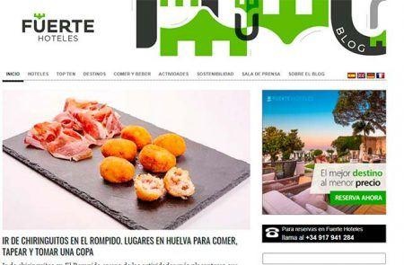 Portada blog Fuerte Hoteles